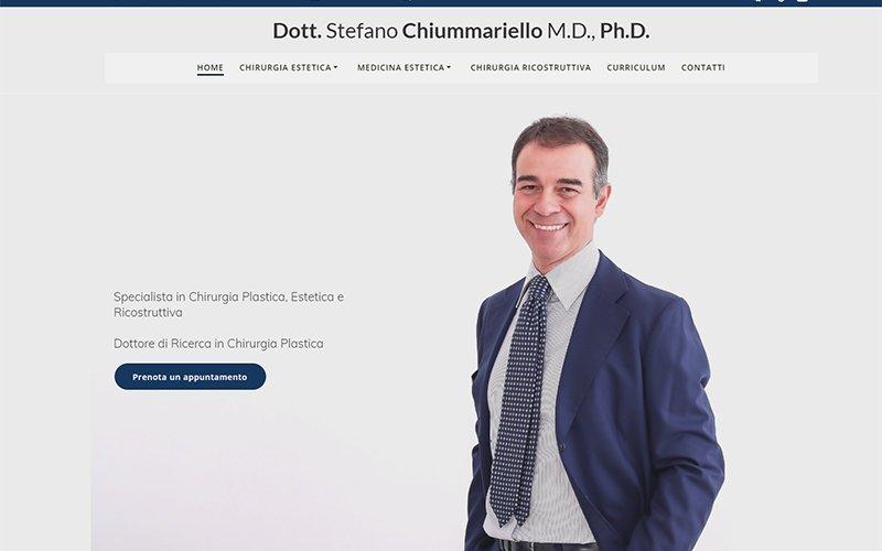 DR. STEFANO CHIUMMARIELLO
