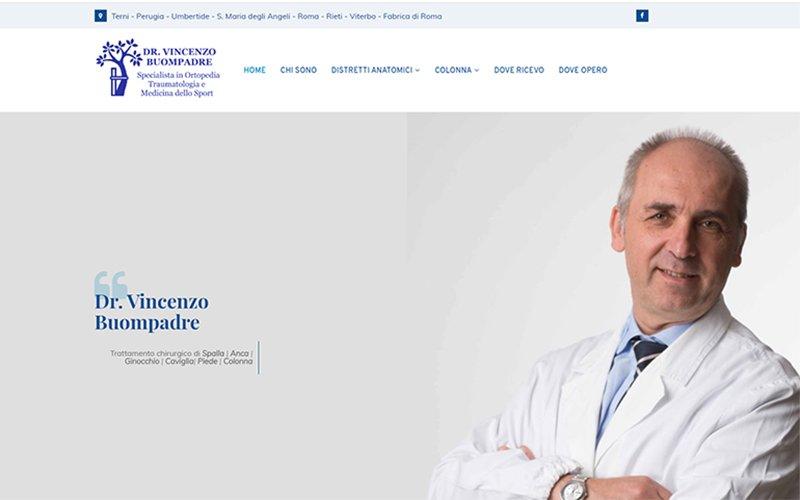 DR. VINCENZO BUOMPADRE